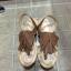 รองเท้าสีน้ำตาล เบอร์ 38 thumbnail 10