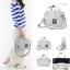 กระเป๋า Anello Boston bag แบบสะพายข้าง / สะพายไหล่ ขนาดเล็ก mini ของแท้นำเข้าจากญี่ปุ่น พร้อมส่ง thumbnail 18