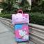 กระเป๋าเสริมเดินทาง Sanrio มี Kitty /My Melody thumbnail 8