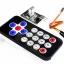 Infrared wireless remote control kit black thumbnail 1