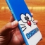 TPU ลายเส้นนูนแมวสีฟ้าตาโต R9s thumbnail 2