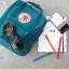 กระเป๋า Fjallraven Kanken Classic สี Lake Blue ฟ้าทะเลสาบ พร้อมส่ง thumbnail 2