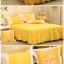 Pre-order ผ้าปูที่นอนเจ้าหญิง มี 5 สี เลือกสีด้านในค่ะ thumbnail 6