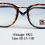 Vintageโปรโมชั่น กรอบแว่นตาพร้อมเลนส์ HOYA ราคา 790 บาท thumbnail 17