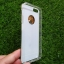 TPU โครเมี่ยมพร้อมแหวนขีดขาวบนล่าง 2 เส้น iphone5/5s/se thumbnail 5