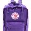 กระเป๋า Fjallraven Kanken Mini สีม่วง Purple พร้อมส่ง thumbnail 1