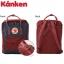 กระเป๋า Fjallraven Kanken Classic สี Royal Blue and Ox Red สีน้ำเงิน สายสะพายแดง พร้อมส่ง thumbnail 2