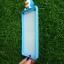 TPU ลายเส้นนูนกระดิ่งแมวสีฟ้าเกาะหลัง VIVO Y55/Y55S(ใช้เคสตัวเดียวกัน) thumbnail 3