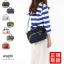 กระเป๋า Anello Boston bag แบบสะพายข้าง / สะพายไหล่ ขนาดเล็ก mini ของแท้นำเข้าจากญี่ปุ่น พร้อมส่ง thumbnail 12