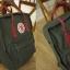 กระเป๋าเป้ Fjallraven Kanken Classic สี Forest Green & Ox Red พร้อมส่ง thumbnail 10