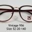 Vintageโปรโมชั่น กรอบแว่นตาพร้อมเลนส์ HOYA ราคา 790 บาท thumbnail 47