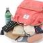 กระเป๋า Anello ขนาด mini สี Coral Pink ของแท้ นำเข้าจากญี่ปุ่น พร้อมส่ง thumbnail 3