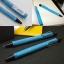Lamy Safari Aquamarine Ballpoint pen (Special Edition 2011). thumbnail 3