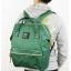 กระเป๋า Anello ขนาดปกติ Standard สีเขียว Dark Green ของแท้ นำเข้าจากญี่ปุ่น พร้อมส่ง thumbnail 2
