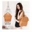 กระเป๋า Anello แบบหนัง PU ขนาดเล็ก mini สี Beige ของแท้ นำเข้าจากญี่ปุ่น พร้อมส่ง thumbnail 1