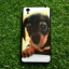 TPU ลายเส้นนูนคนรักสัตว์ Oppo A37 thumbnail 4