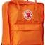 กระเป๋าเป้ Fjallraven Kanken Classic สีส้ม Burnt Orange thumbnail 5
