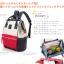 กระเป๋า Anello ขนาด mini สี Tri color ของแท้ นำเข้าจากญี่ปุ่น พร้อมส่ง thumbnail 2