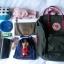 กระเป๋าเป้ Fjallraven Kanken Classic สี Forest Green & Ox Red พร้อมส่ง thumbnail 7