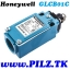 GLCB01C Honeywell IP66 Snap Action Limit Switch, Top Roller Plunger, Die Cast Zinc, NO/NC, 300V LiNE iD PILZ.TK thumbnail 1