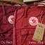 กระเป๋าเป้ Fjallraven Kanken Classic สี แดง Deep Red พร้อมส่ง thumbnail 10
