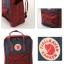 กระเป๋า Fjallraven Kanken Classic สี Royal Blue and Ox Red สีน้ำเงิน สายสะพายแดง พร้อมส่ง thumbnail 4
