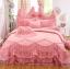 Pre-order ผ้าปูที่นอนเจ้าหญิง มี 5 สี เลือกสีด้านในค่ะ thumbnail 4