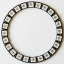 WS2812 NeoPixel Ring 24 thumbnail 1