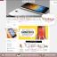 ออกแบบเว็บร้านค้าออนไลน์ สไตล์โมเดิร์น สีเทาขาว เว็บขายมือถือ thumbnail 1