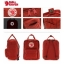กระเป๋า Fjallraven Kanken Mini สี แดง Deep Red พร้อมส่ง thumbnail 6