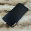 กระเป๋าสตางค์ผู้ชาย ทรงยาว รุ่น Pidengbao Metal - สีดำ