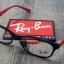 Rayban RX 5168D 3707 โปรโมชั่น กรอบแว่นตาพร้อมเลนส์ HOYA ราคา 2,900 บาท thumbnail 2