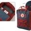 กระเป๋า Fjallraven Kanken Classic สี Royal Blue and Ox Red สีน้ำเงิน สายสะพายแดง พร้อมส่ง thumbnail 5