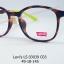 Levi's LS 03039 c03 โปรโมชั่น กรอบแว่นตาพร้อมเลนส์ HOYA ราคา 3,200 บาท thumbnail 1