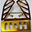ของแต่ง ZOOMER X ปิด กล่องเก็บของ ใต้เบาะ ZOOMER X 2015 ALL NEW ตะแกรง งานอลูมิเนียม ชุด 3 ชิ้น ดำ ทอง เงิน แดง thumbnail 1