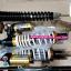 โช้คหลัง GAZI รุ่น HYPER X HONDA PCX PCX125 PCX150 ALL NEW 2014 N-MAX AIRBLADE โช้คแต่ง แก๊ส กระปุกบน เนื้องานอลูมิเนียม ความยาว 320mm ปรับความสูงได้ ปรับค่าสปริงได้ thumbnail 10