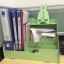 DIY Box ชั้นเก็บของบนโต๊ะทำงาน thumbnail 11