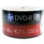 HP DVD-R 16X Silver (50 pcs/Plastic Wrap)
