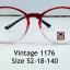 Vintageโปรโมชั่น กรอบแว่นตาพร้อมเลนส์ HOYA ราคา 790 บาท thumbnail 4