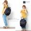 กระเป๋า Anello ขนาดปกติ Standard สีน้ำเงิน Navy ของแท้ นำเข้าจากญี่ปุ่น พร้อมส่ง thumbnail 3