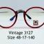 Vintageโปรโมชั่น กรอบแว่นตาพร้อมเลนส์ HOYA ราคา 790 บาท thumbnail 50