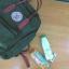 กระเป๋าเป้ Fjallraven Kanken Classic สี Forest Green & Ox Red พร้อมส่ง thumbnail 6