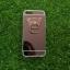 TPU โครเมี่ยมพร้อมแหวนขีดขาวบนล่าง 2 เส้น iphone5/5s/se thumbnail 2