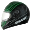 SHARK S600 PINLOCK TERROR Black Green Green KGG/HE2410 thumbnail 5