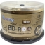 Smartbuy BD-R 6X 25GB Pintable Gold ด้านหลังแผ่นสีทอง (50 pcs/Cake Box)