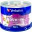 Verbatim DVD+R 16X Printable 43512 (50 pcs/Cake Box)