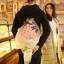ช่อกุหลาบสีชมพู ทรงยาว thumbnail 1