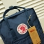กระเป๋า Fjallraven Kanken Classic สี Royal Blue น้ำเงิน พร้อมส่ง thumbnail 5