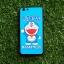 TPU ลายเส้นนูนแมวสีฟ้าเต็มตัว Oppo A77(F3) thumbnail 1