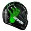 SHARK S600 PINLOCK TERROR Black Green Green KGG/HE2410 thumbnail 3